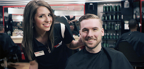 Sport Clips Haircuts of Fort Wayne - Apple Glen  Haircuts